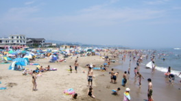 【2020年営業中止】河原子海水浴場