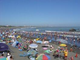 【2020年営業中止】大磯海水浴場