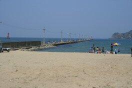 気比の浜海水浴場・オートキャンプ場