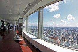 JRタワー展望室 タワー・スリーエイト