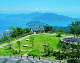 瀬戸内海国立公園 野呂山