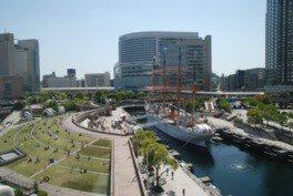 日本丸メモリアルパーク(帆船日本丸・横浜みなと博物館)