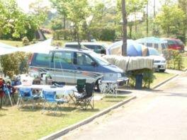 大分農業文化公園オートキャンプ場