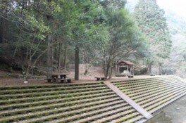 【閉鎖中】桂川渓谷キャンプ場