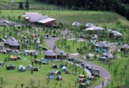 鶉ダムオートキャンプ場ハチャムの森