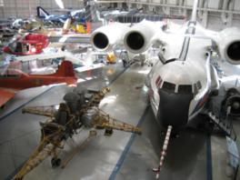 かかみがはら航空宇宙科学博物館