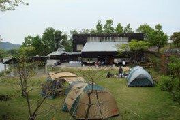 とらまる公園キャンプ場