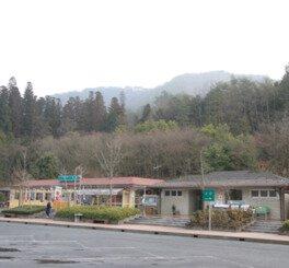 本郷PA(下り線)
