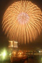 【2020年中止】海の日名古屋みなと祭花火大会