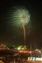旭市いいおかYOU・遊フェスティバル2017海浜花火大会