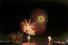 【2020年中止】第32回関門海峡花火大会