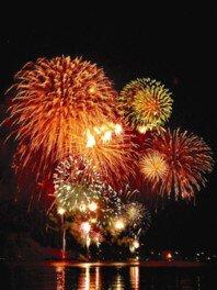 【2020年開催なし】萩・日本海大花火大会