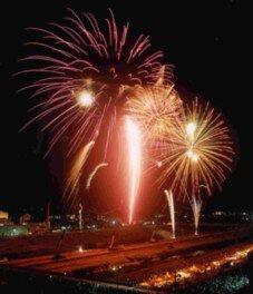 【2020年開催なし】第98回飯塚納涼花火大会