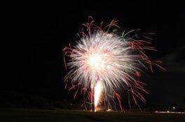 【2020年開催なし】第62回宇陀市はいばら花火大会 第5回全国花火まほろば競技会