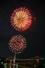 【2020年中止】たびら夏祭りシーサイド花火大会