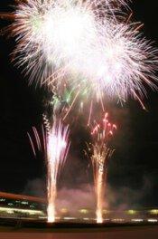 【2019年開催なし】中核市 川口 第40回たたら祭り花火大会