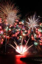 【2020年開催なし】四日市花火大会