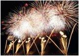 第67回五所川原花火大会 水と光と音の祭典