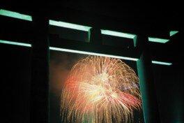 第63回おんぱら祭奉納花火大会