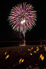 【2020年中止】第48回豊浦夏まつり&花火大会