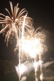 【2020年開催なし】第48回恵那納涼水上花火大会