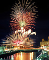 第52回湯の川温泉花火大会