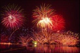 【2020年中止】第96回野尻湖花火大会