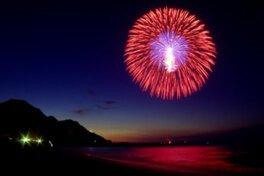 【2020年中止】浜坂ふるさと夏祭り花火大会