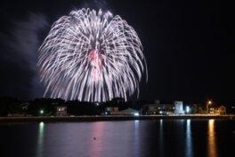 【2020年開催なし】福島港花火大会
