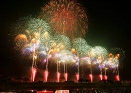 【2020年開催なし】第88回土浦全国花火競技大会