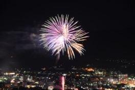 【2020年開催なし】第50回伊万里市民納涼花火大会