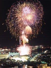 【2020年開催なし】第49回八幡浜みなと花火大会