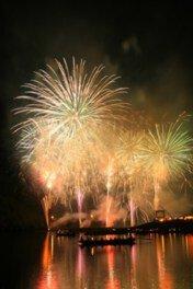 【2020年中止】大洲川まつり花火大会