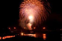 【2020年中止】大子町花火大会と灯籠流し