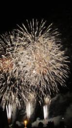 【2020年開催なし】音更町商工会夏まつり 納涼花火大会