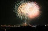 一ツ瀬川花火大会2017