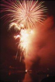 【2020年開催なし】津和野町夏まつり にちはら鮎まつり花火大会