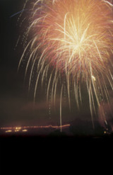 【2018年非開催】猪俣の百八燈・第13回美里夏まつり花火大会