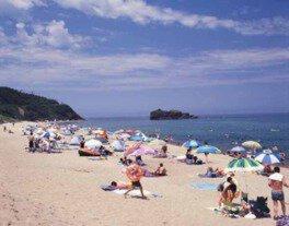【2020年営業中止】白兎海水浴場