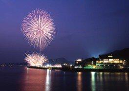 【2020年中止】上関水軍まつり花火大会