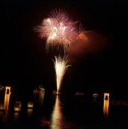 【2020年開催なし】1262芦ノ湖夏まつりウィーク 鳥居焼まつり花火大会