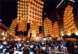 【2020年中止】秋田竿燈まつり
