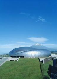静岡県富士水泳場