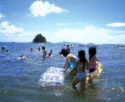三河大島海水浴場【2021年は定期船の運航なし】