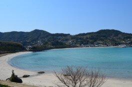 【2020年営業中止】根獅子浜海水浴場