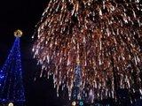 第21回伊豆熱川温泉 クリスマスファンタジア花火大会