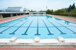 青森県総合運動公園水泳場