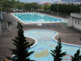 【2020年プール営業中止】西予市宇和プール