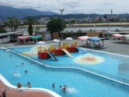 【2020年プール営業中止】新居浜市東雲市民プール