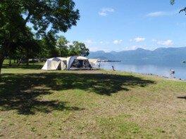 砂湯キャンプ場